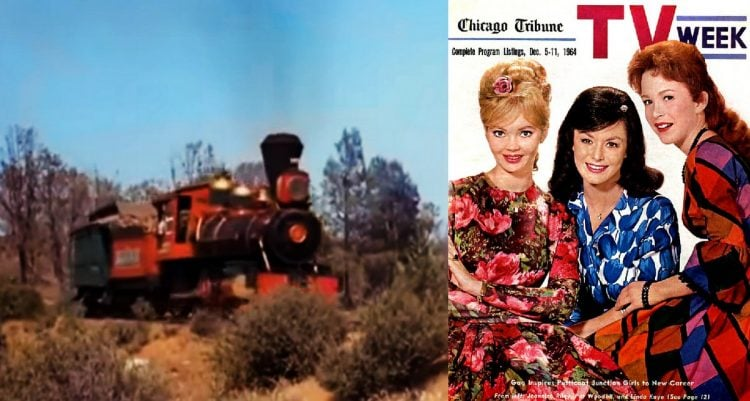 Petticoat Junction Meet the cast, hear the song see the train 1963-1970