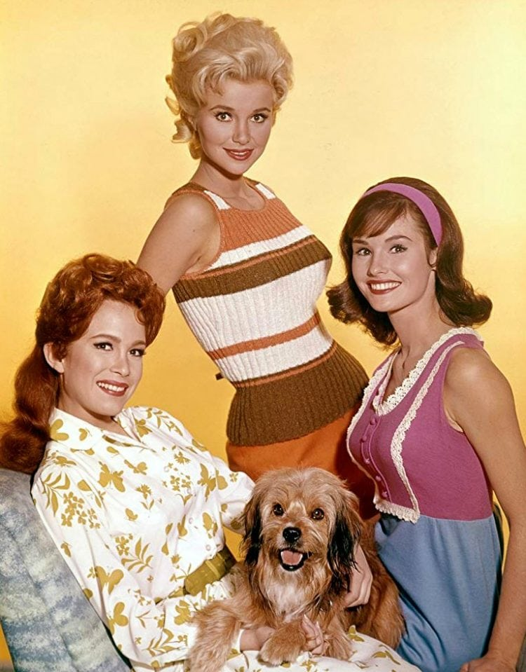 Petticoat Junction TV show stars
