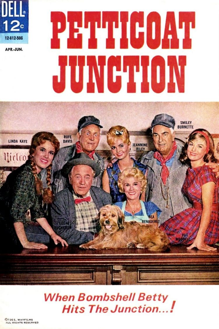 Petticoat Junction book on the vintage TV show