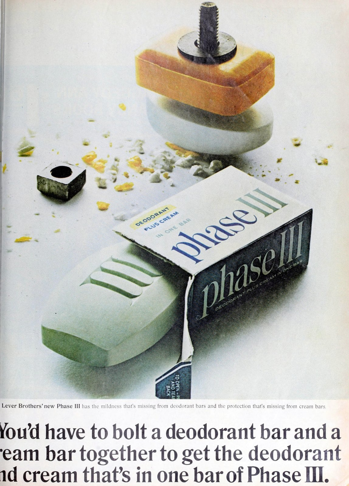 Phase III soap (1967)
