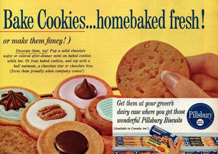 Pillsbury Slice n bake cookies from 1959 (1)