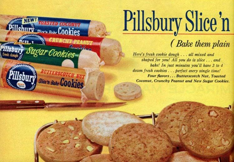 Pillsbury Slice n bake cookies from 1959 (2)