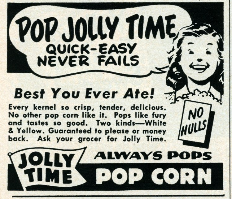 Pop Jolly Time (1950)