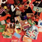 Popular board games from the 60s for Christmas