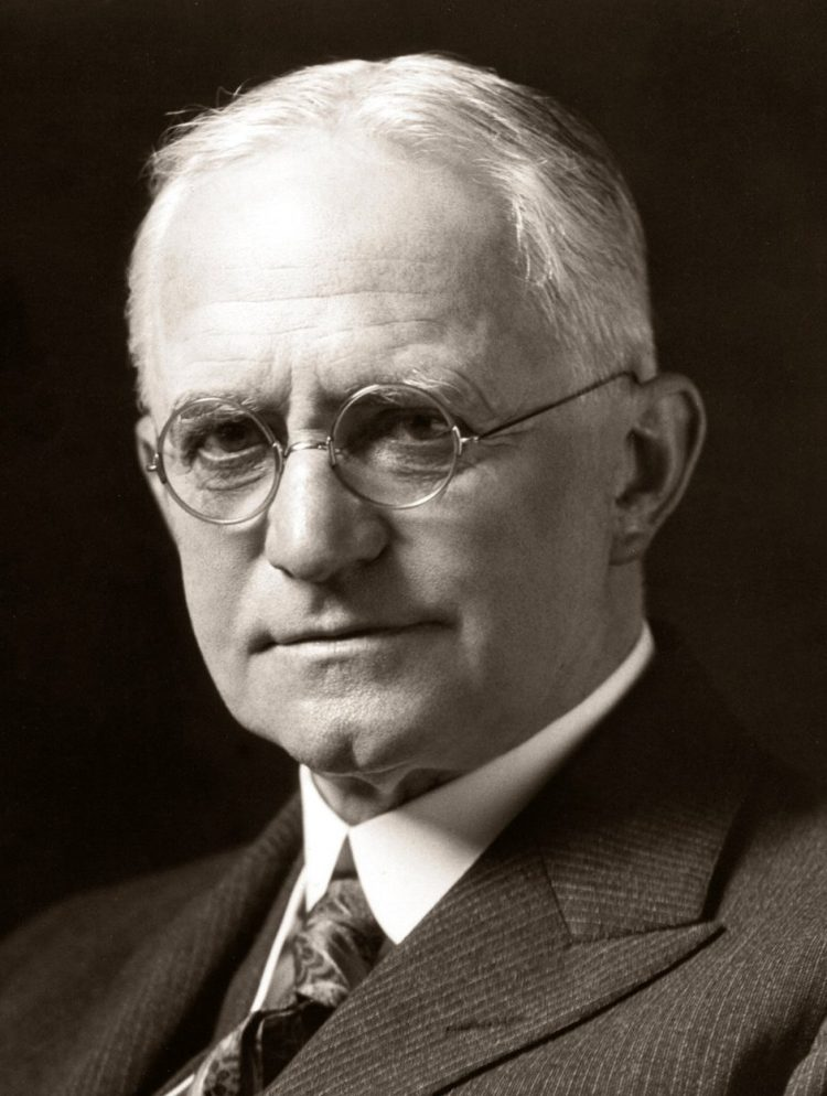 Portrait - George Eastman