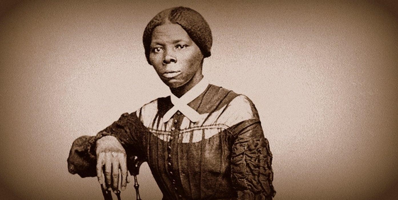 Portrait Young Harriet Tubman