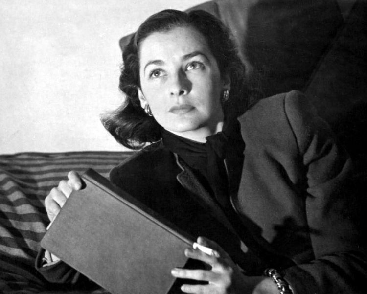 Portrait of Felicia Bernstein