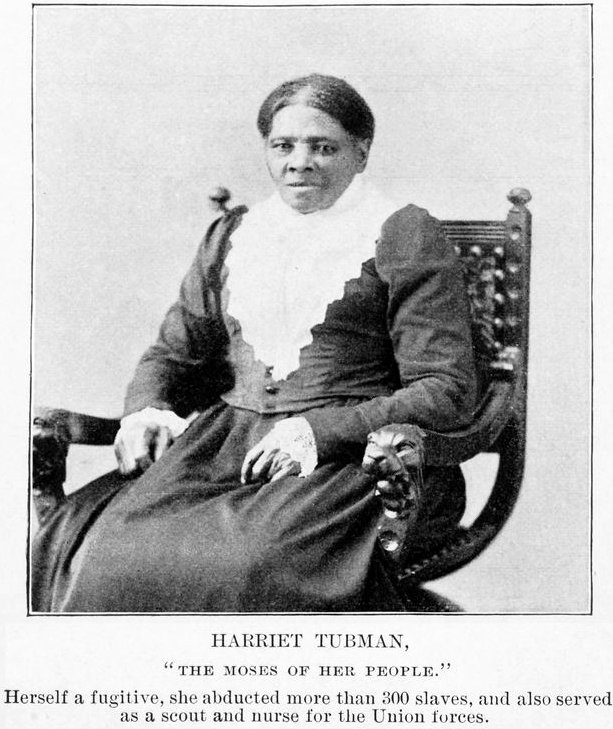 Portrait of Harriet Tubman (1)