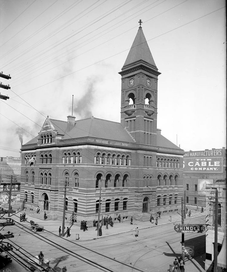 Post Office, Birmingham, Ala