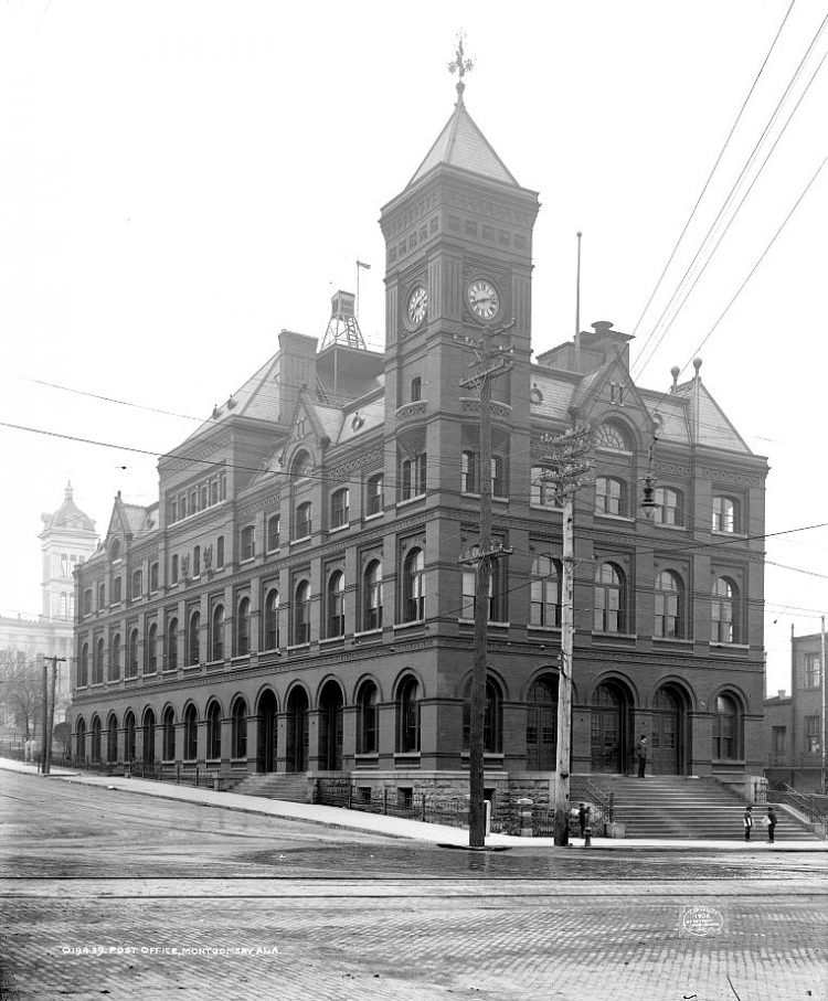 Post Office, Montgomery, Ala