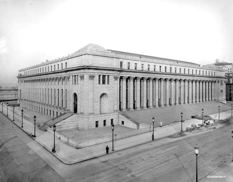 Post Office, New York City