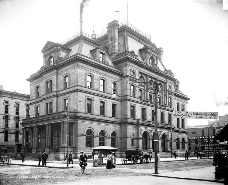 Post Office, Toledo, Ohio