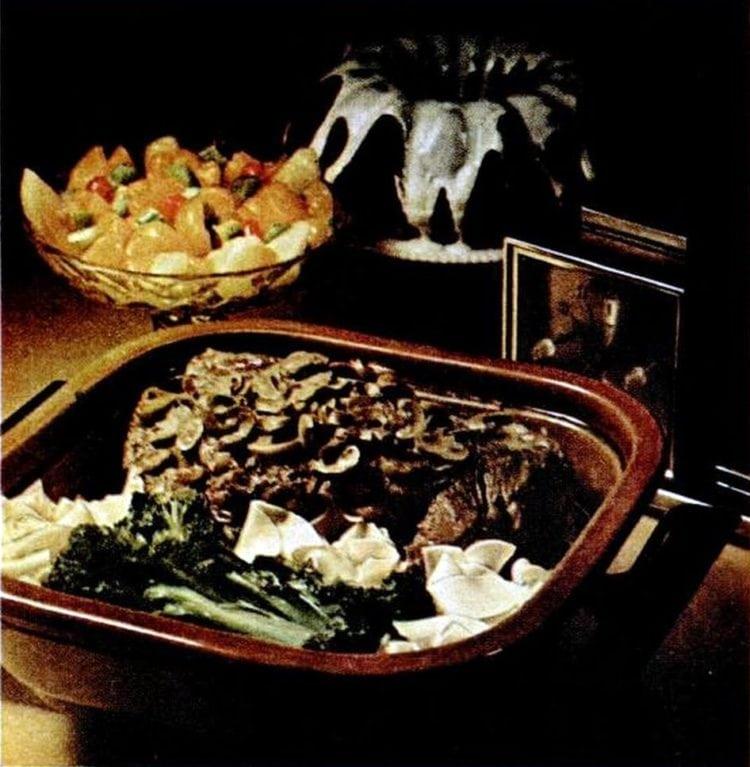 Pot roast stroganoff (1974)