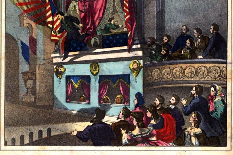President Lincoln assassinated