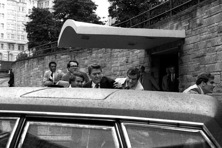 Reagan attempted assassination 1981