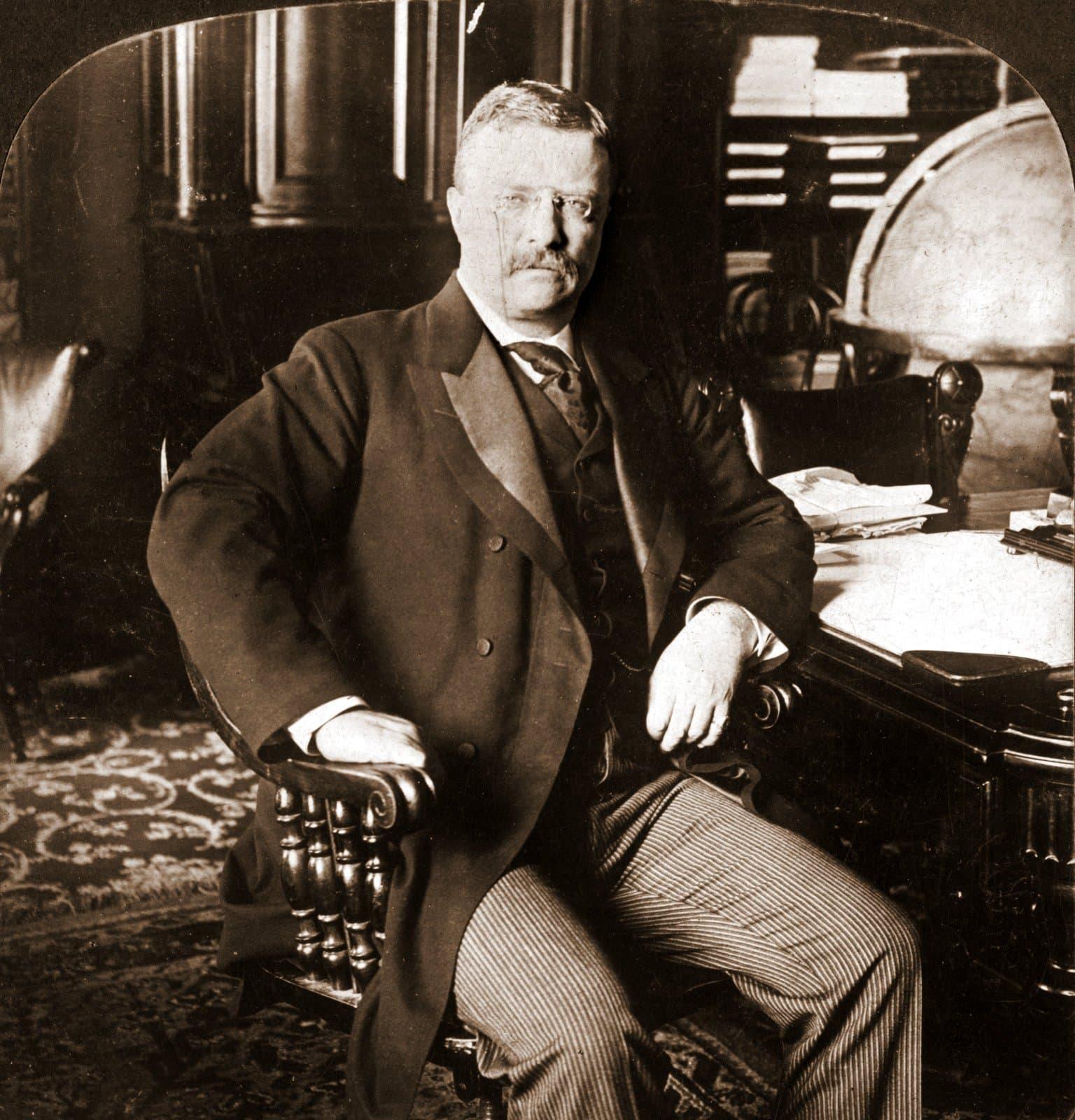 President Theodore Teddy Roosevelt (1902)