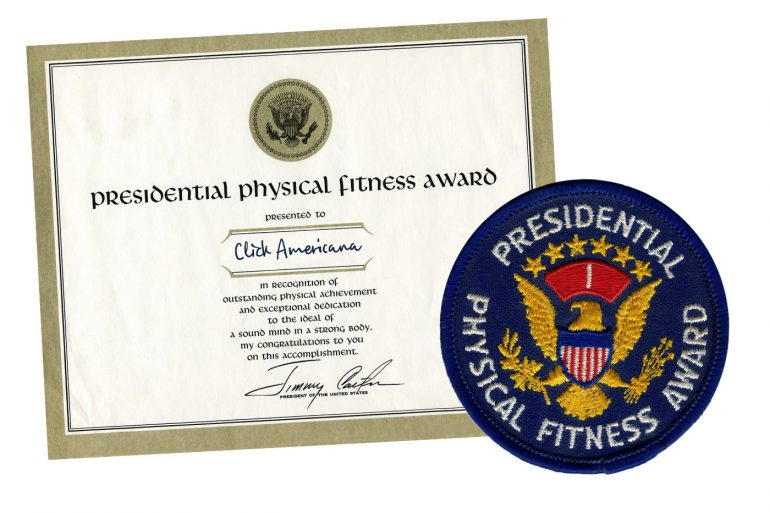 Presidential Physical Fitness
