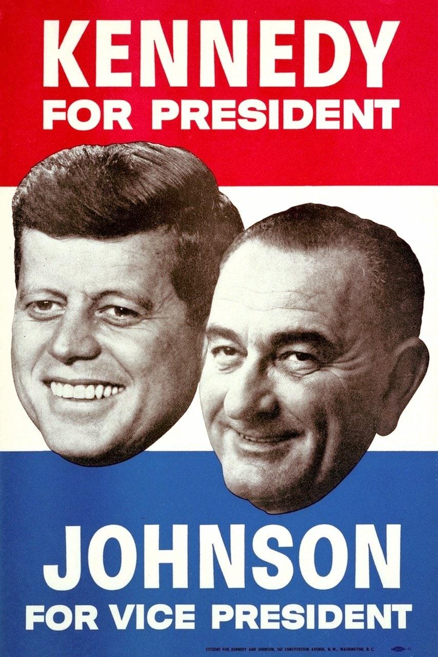 Presidential election 1960 - Nixon and Johnson