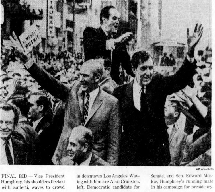 Presidential election 1968 (3)