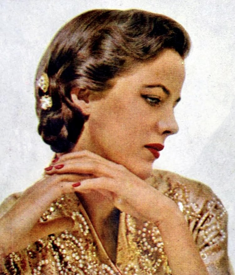 Pretty 1940s hairstyles