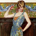 Pretty Vintage 1920s dresses and flapper clothes (2)