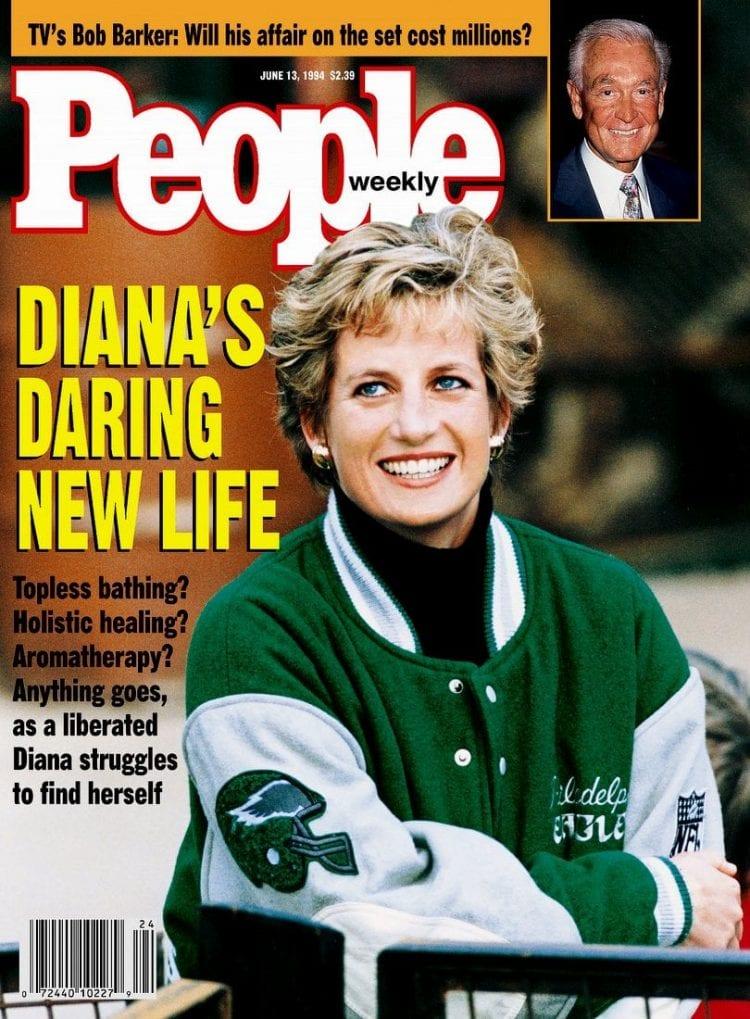 Princess Diana - People magazine cover - June 1994