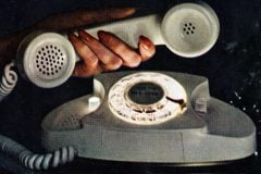 Princess phones - Telephone technology from 1960