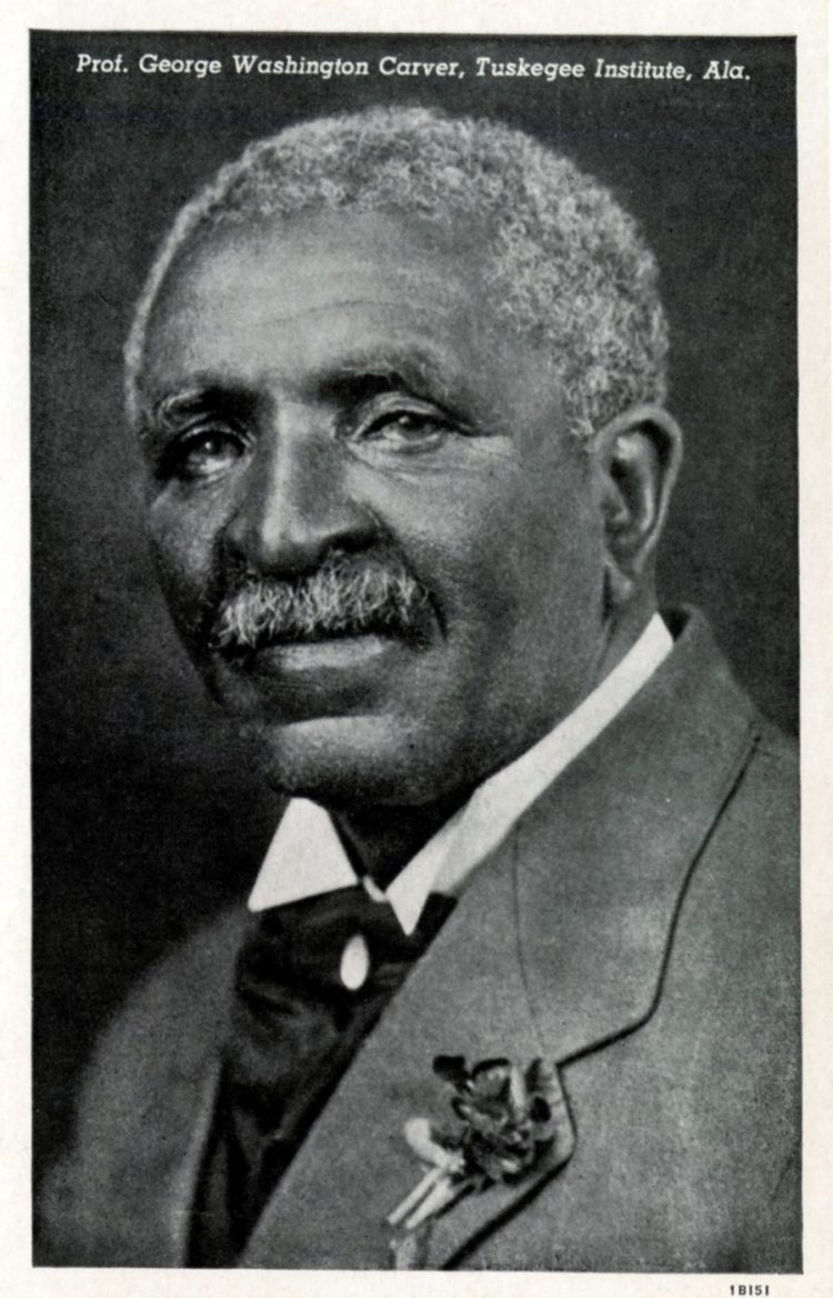Professor George Washington Carver