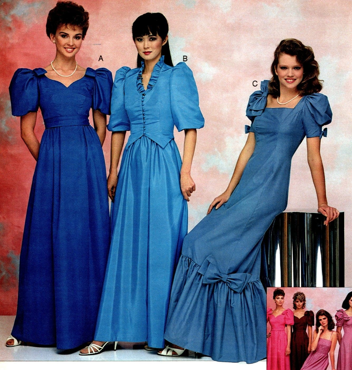 Prom dresses from 1983 (1)