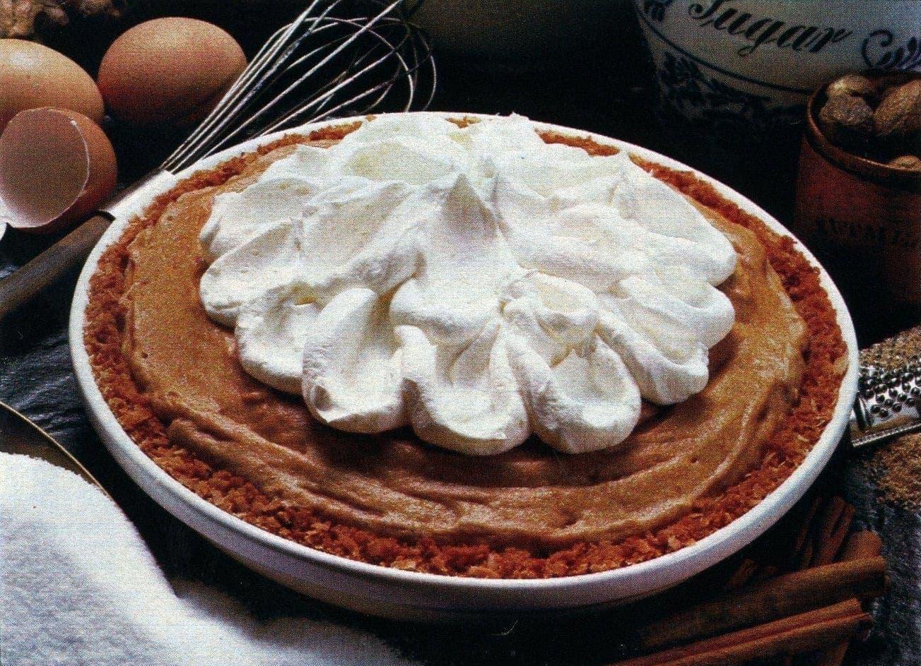 Pumpkin chiffon pie recipe 1979 (1)