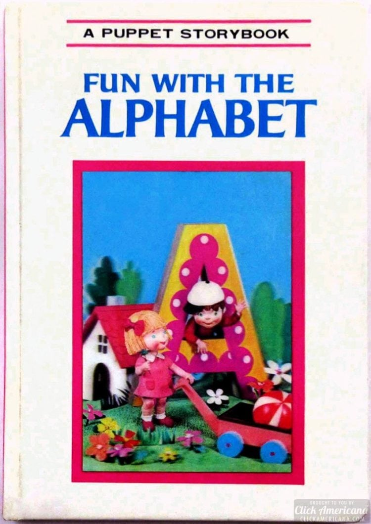 Fun With the Alphabet: A Puppet Storybook (1969)