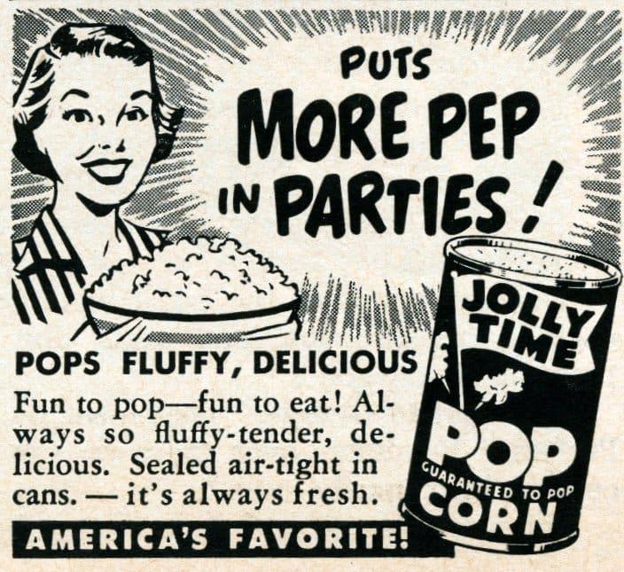 Puts more pep in parties! (1955)