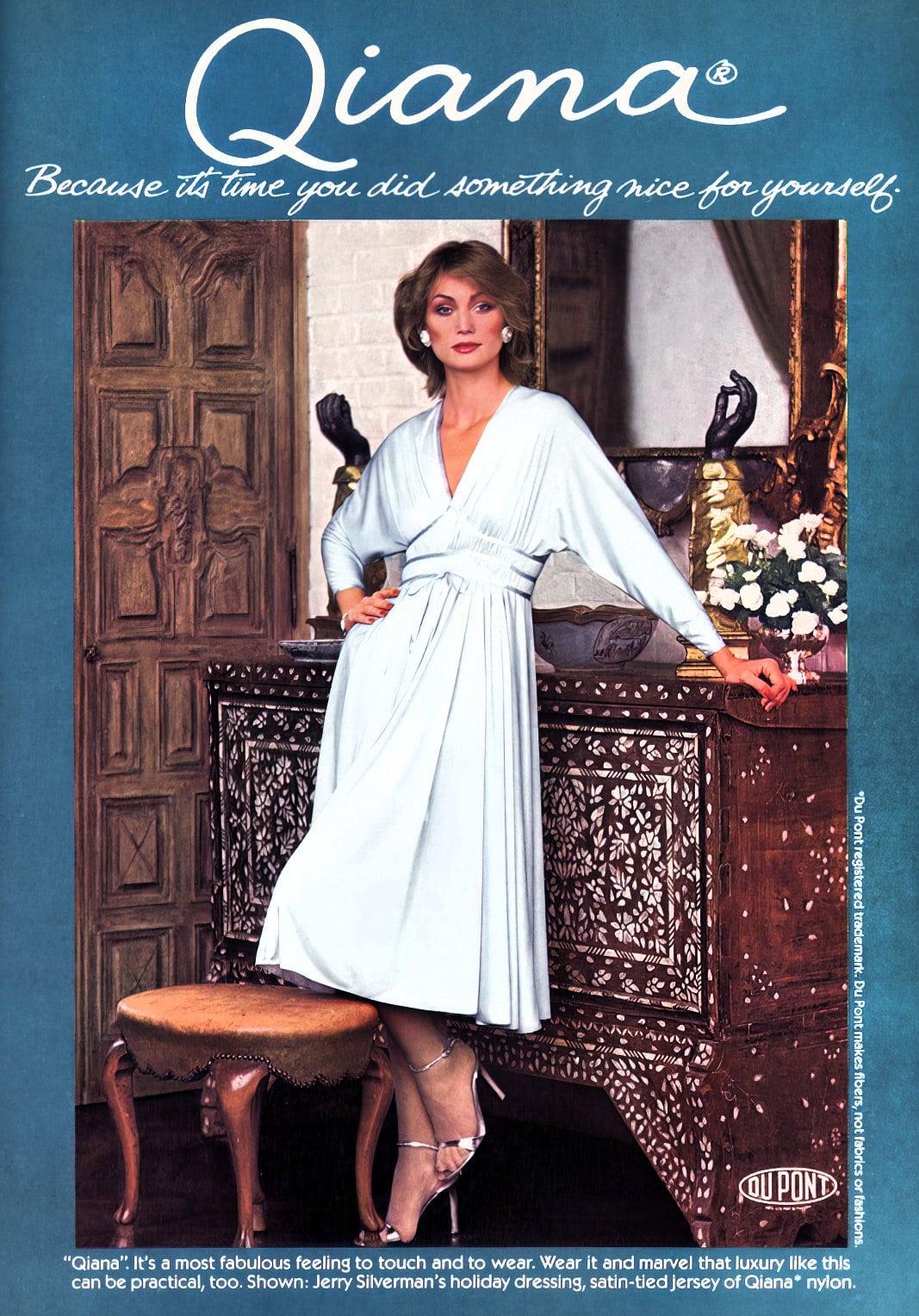 Qiana fashions for women (1978)