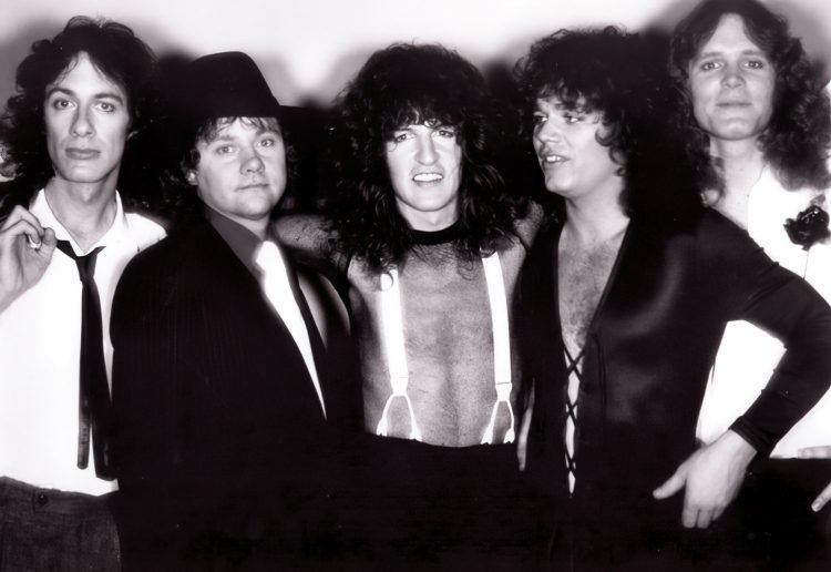 REO Speedwagon band in 1970s (1)