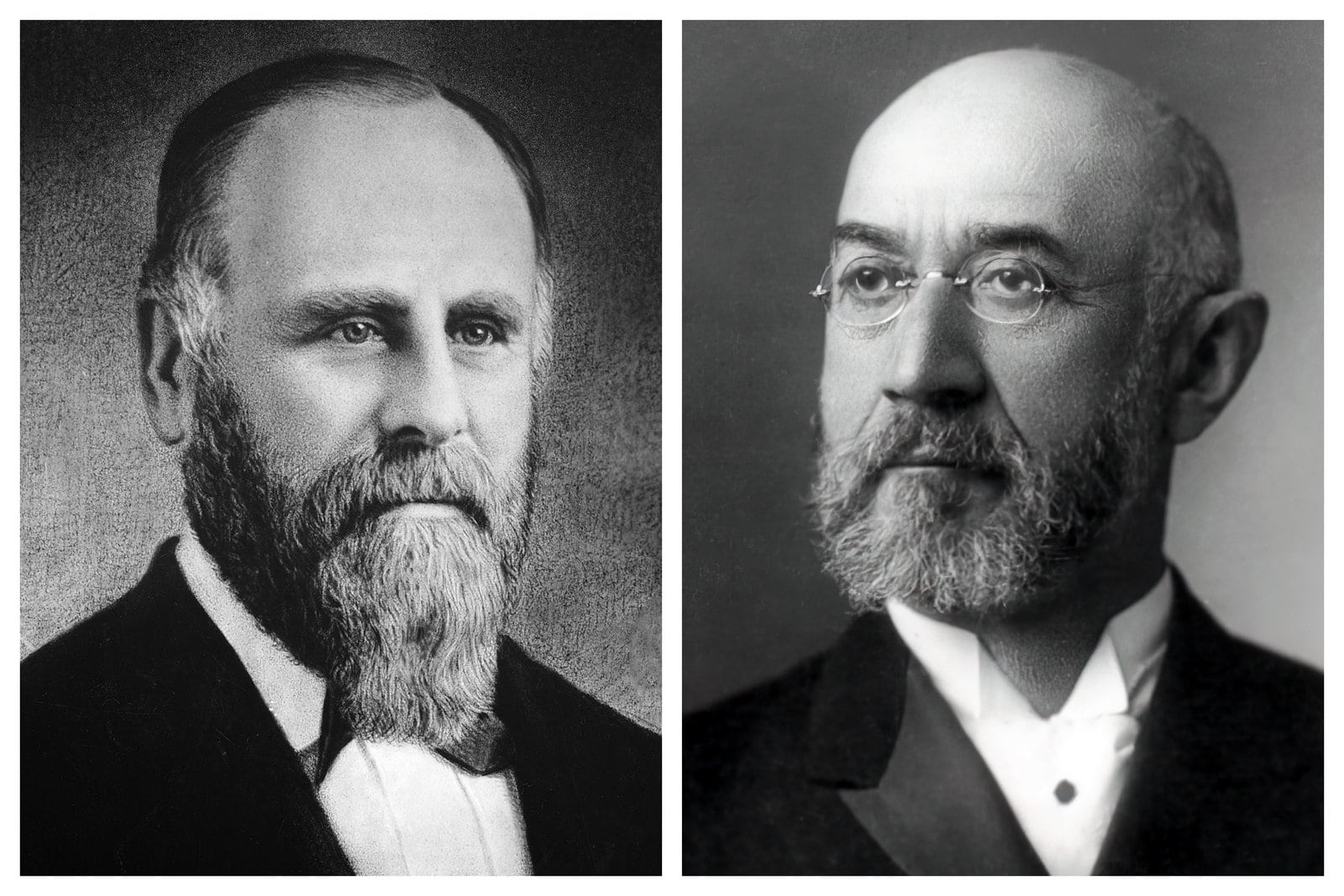 RH Macy and Isidor Straus - 1900s