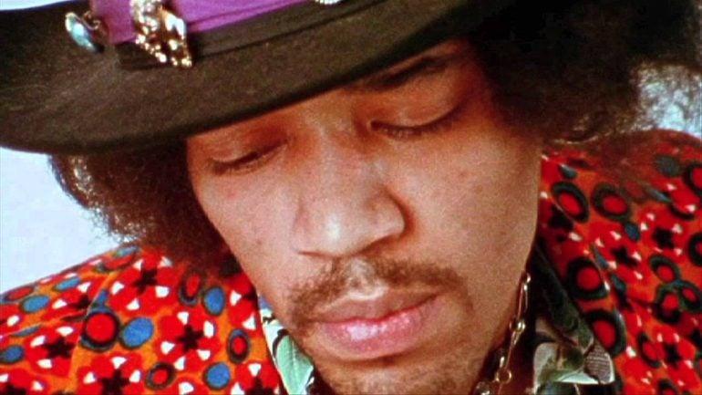 RIP Jimi Hendrix