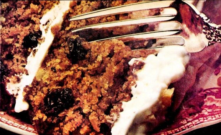 Mayonnaise cake recipes