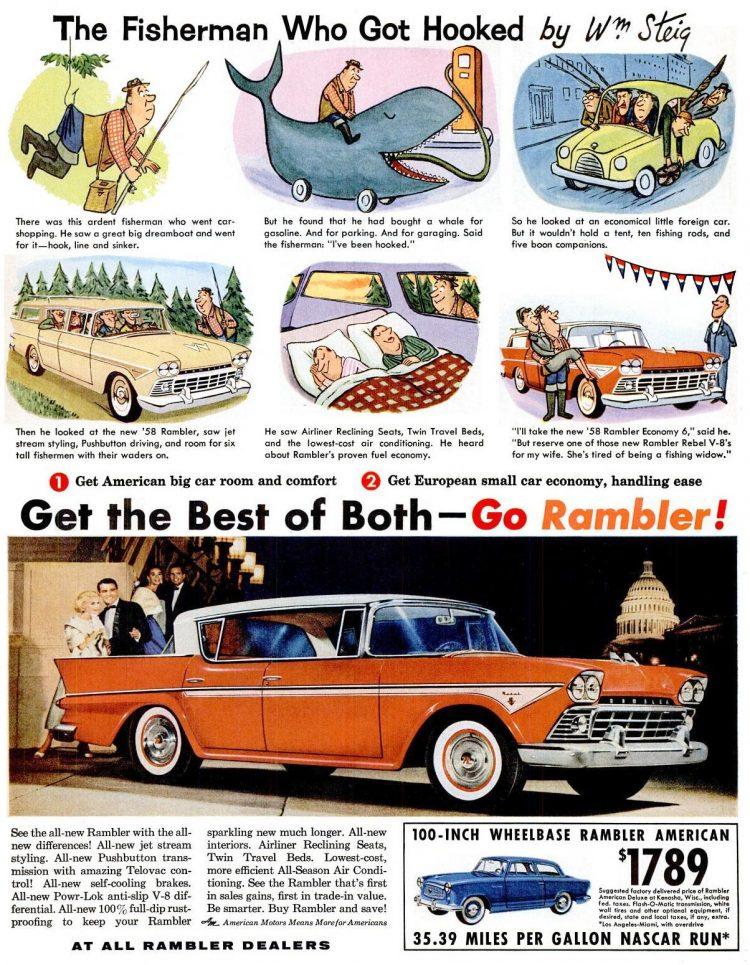 Rambler 1958