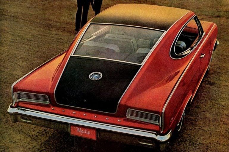Rambler Marlin car for 1965