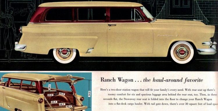 Ranch Wagon... the haul around favorite