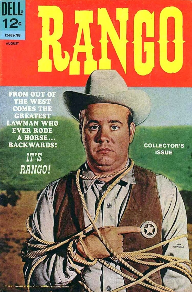Rango - Tim Conway - 1967