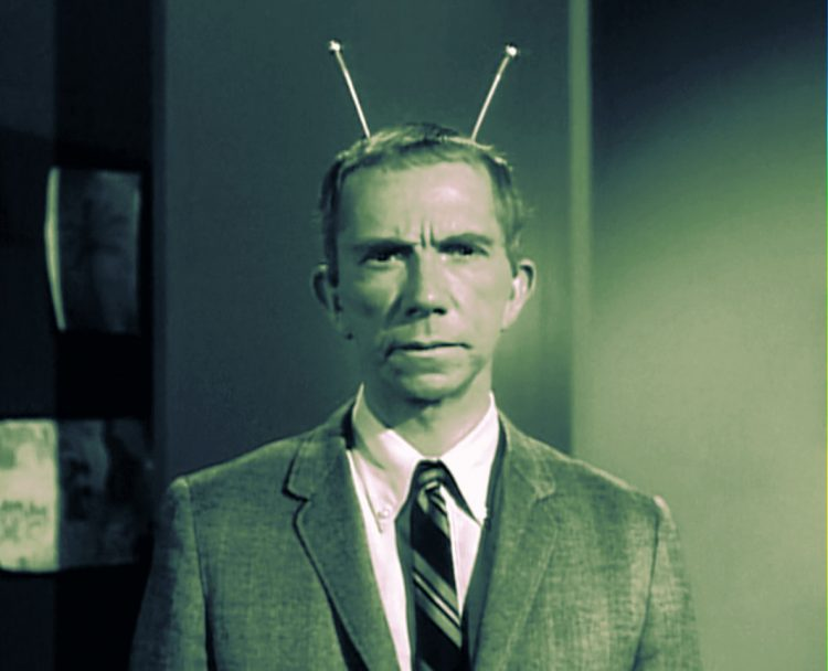 Ray Walston - My Favorite Martian TV show