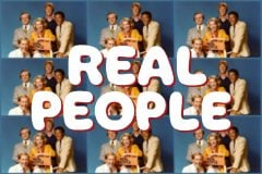 Real People vintage TV show
