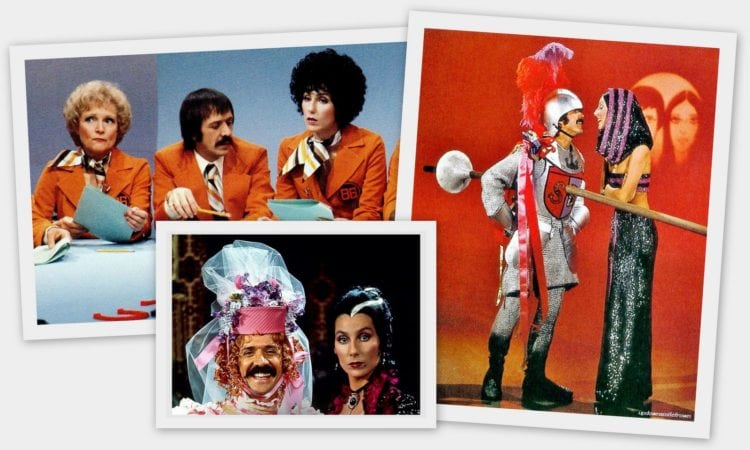 Real-life drama unfolds during Sonny and Cher's years on TV (1976)