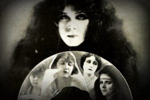 Real-life vampires, according to vintage actress - and vamp - Theda Bara