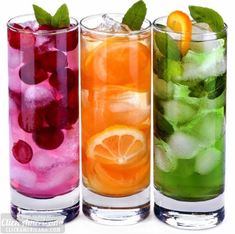 30 Fun Fruity Non Alcoholic Drink Recipes 1919 Click Americana