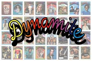 Remember Dynamite magazine, with the '70s & '80s stars that kids loved