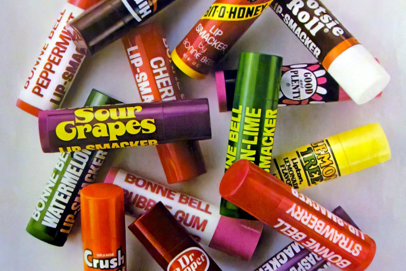 Remember Lip Smackers from Bonne Bell
