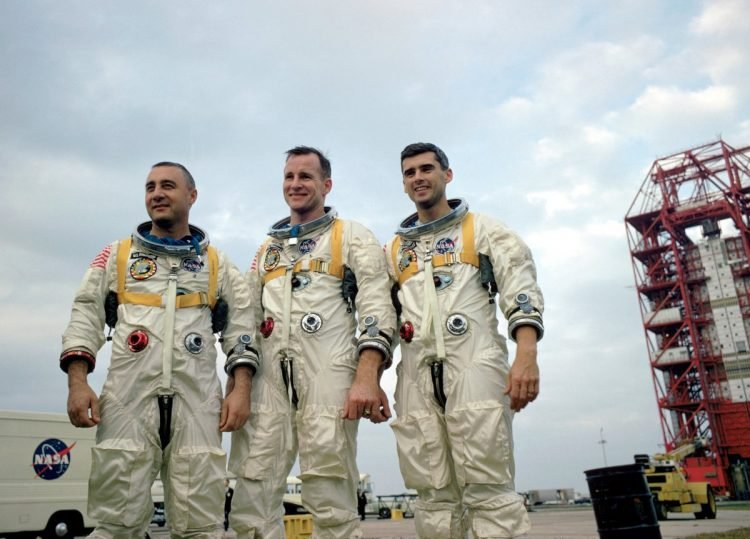 Remembering Apollo 1 - astronauts
