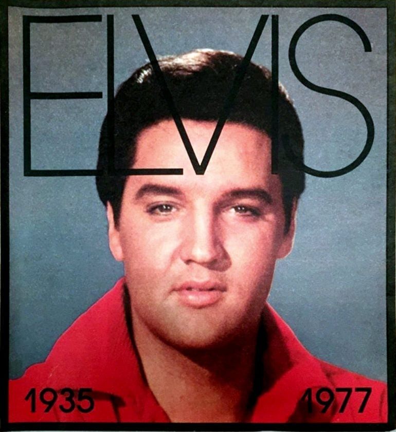 Remembering Elvis - 1935-1977